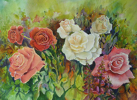 Roses by Richard Powell