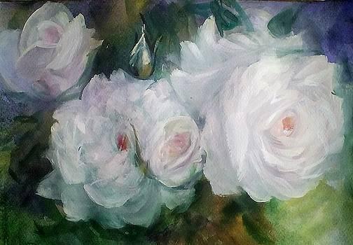 Roses  by Valeriya Temnenko