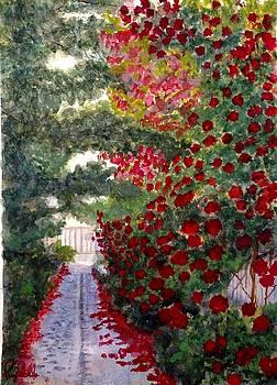 Rosey LAne by John Prenderville