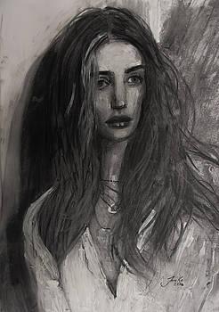Rosie Huntington-Whiteley by Jarko Aka Lui Grande