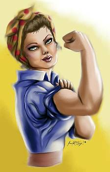 Scarlett Royal - Rosie the Riveter