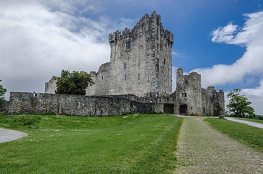 Martina Fagan - Ross Castle  Kerry in colour