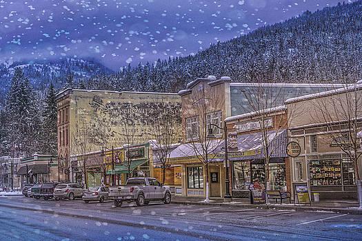 Rossland, BC by Joy McAdams