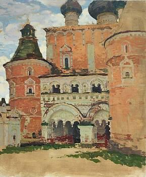 Rostov Kremlin by Anna Ankudinova
