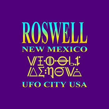 Art America Gallery Peter Potter - Roswell New Mexico - U. F. O. City U. S. A.