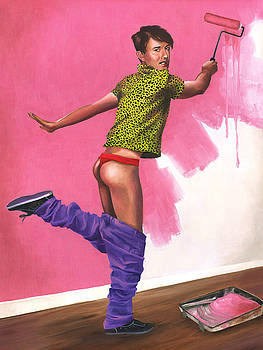 Rosy Cheeks Starring Bobby Trendy by Paul Richmond