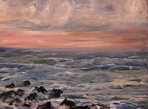 Rosy Dawn by Michael Helfen