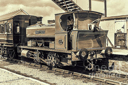 Rosyth Number 1 Antique by Steve Purnell