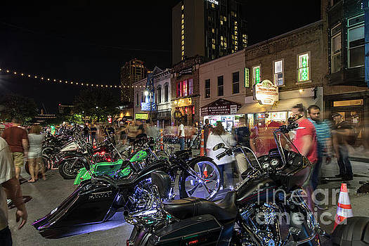 Herronstock Prints - ROT Rally rolls into downtown Austin and takes over 6th Street B