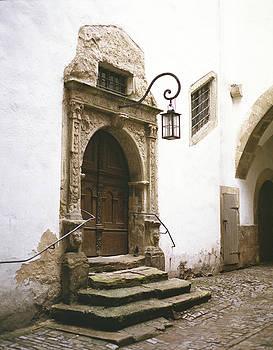 John Bowers - Rothenberg Rathhaus Door