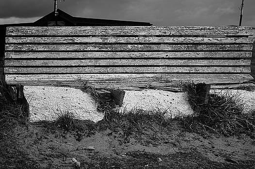 Rotten Bench by Keith Elliott