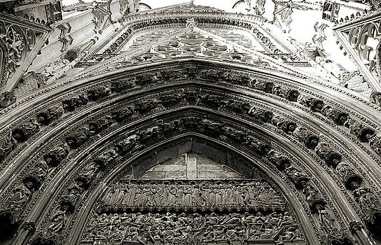 RicardMN Photography - Rouen Cathedral Facade