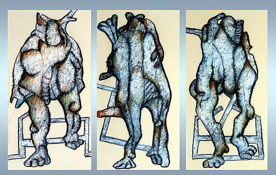 rough boys II by Wolfgang - bookwood - Buchholz