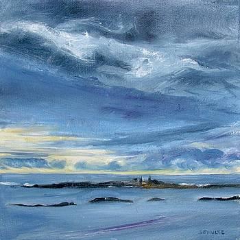 Rough Cloud by Lynne Schulte