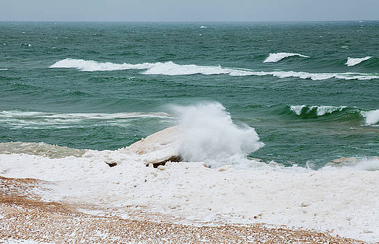 Rough Water by Fran Riley