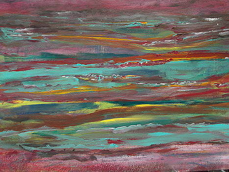 Rough Water by Rivka Waas