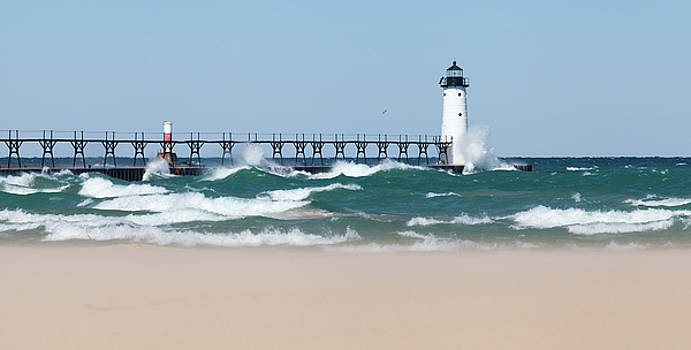 Rough Waters by Fran Riley