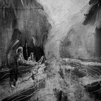 Rough Waters by Jim Vance