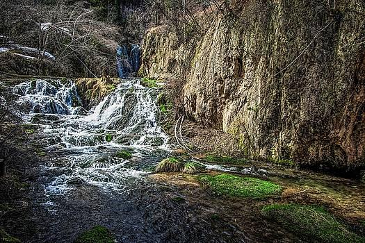 Roughlock Falls by Benjamin Frederick Sullivan