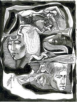 Round About by Inga Vereshchagina