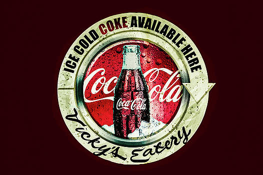 Round Of Coca Cola by Michael Arend