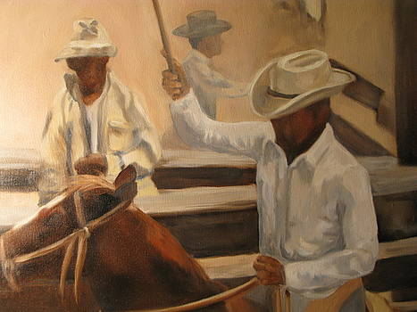 Round Up by Donna Thomas