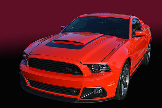 Roush Stage 2 by Bill Dutting