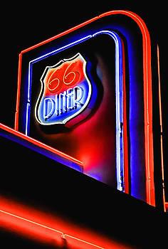 Dennis Cox - Route 66 Diner