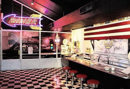 Mel Steinhauer - Route 66 Diner