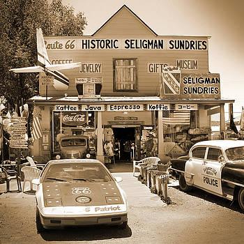 Mike McGlothlen - Route 66 - Historic Sundries