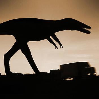 Mike McGlothlen - Route 66 - Lost Dinosaur