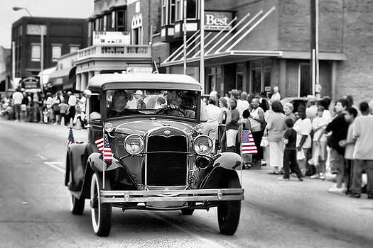 Karen M Scovill - Route 66 Parade