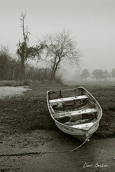 Dave Gordon - Row Boat and Low Tide