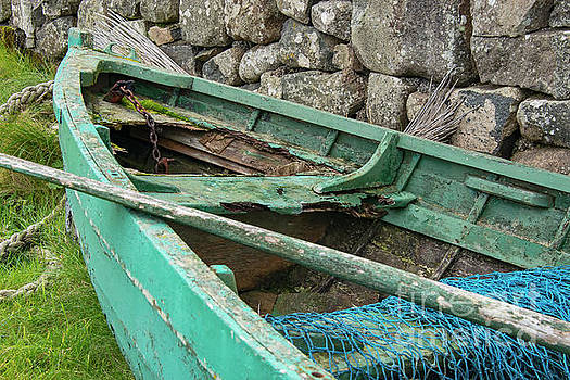 Bob Phillips - Row Boat and Oar