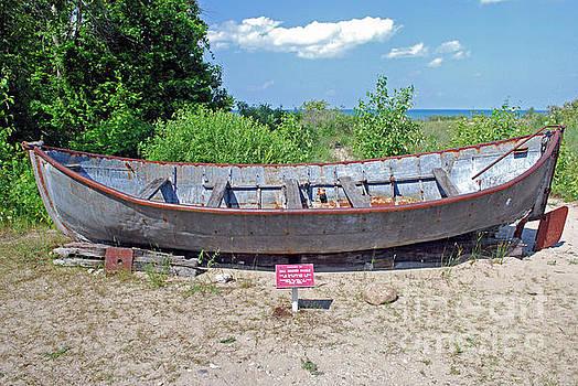 Gary Wonning - Row Boat