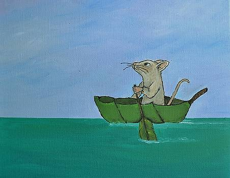 Row Rat Row by Lisa Kaye