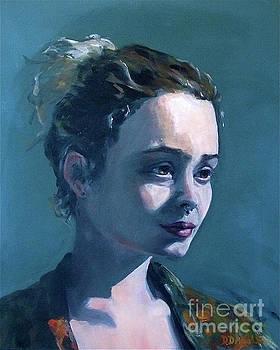 Rowan by Diane Daigle
