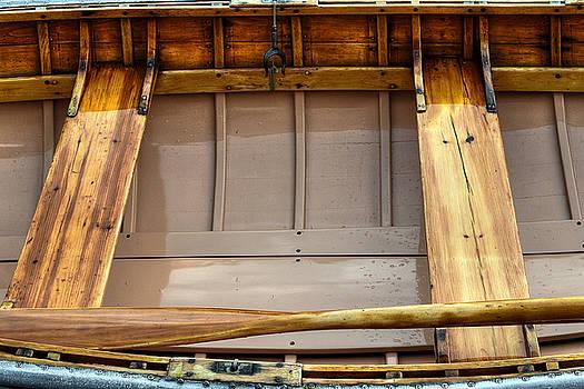 Rowboat by Geoffrey Coelho