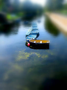 Rowboats by Dan McCarthy