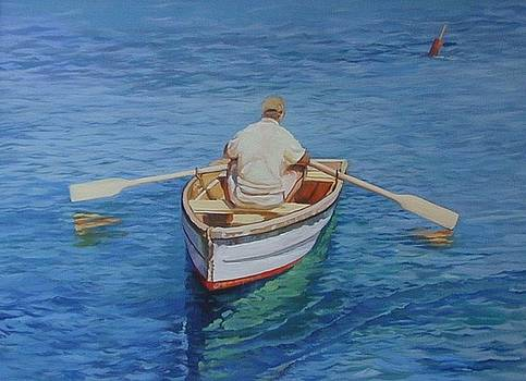 Rowing by Michael McDougall