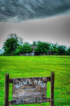 Rowland Century Farm by Al Griffin