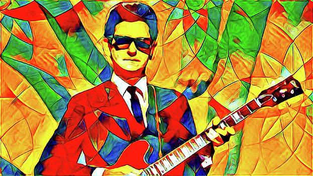 Roy Orbison by Oscar George