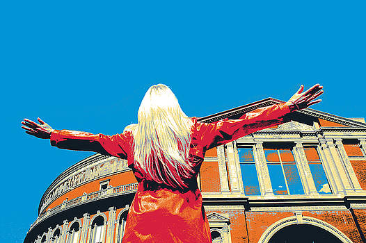 Royal Albert Hall by Shay Culligan