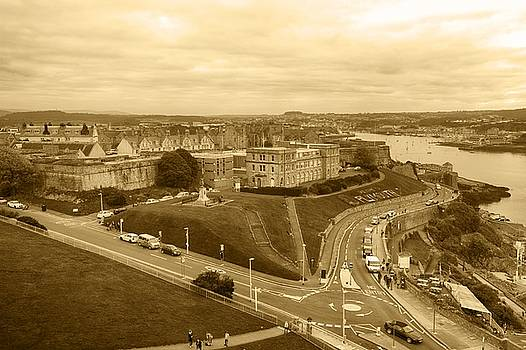 Royal Citadel Plymouth by Chris Day