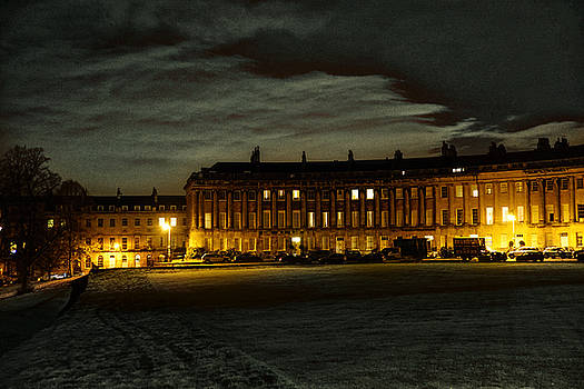 Royal Crescent by Ron Harpham