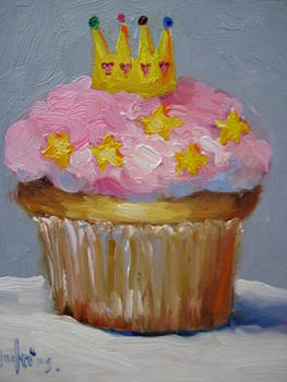 Royal Cupcake by Susan Jenkins