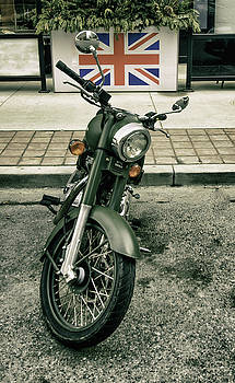 Royal Enfield, Made like a Gun. by James Canning
