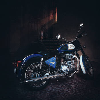 Royal Enfield by Scott Norris