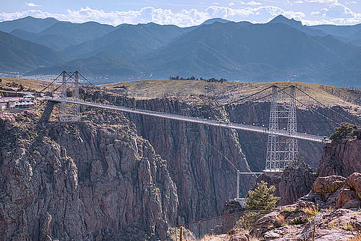 Royal Gorge Bridge Colorado by James BO Insogna