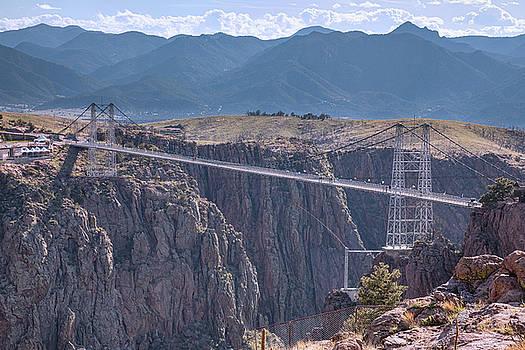 Royal Gorge Bridge Colorado by James BO Insogna